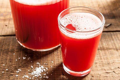 Watermelon Juice with Fleur de Sel | Recipe