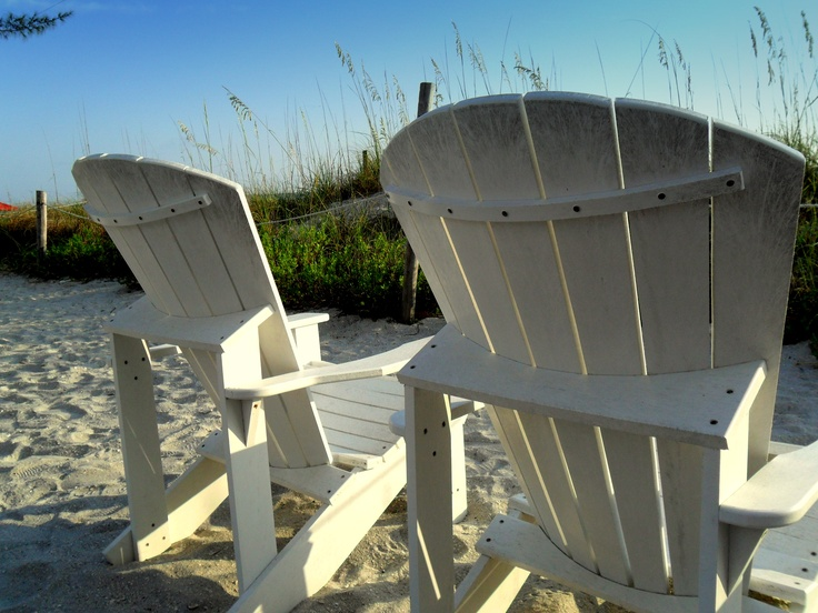 Sanibel and Captiva Island -   This picture was taken at The Mucky Duck while waiting for dinner.