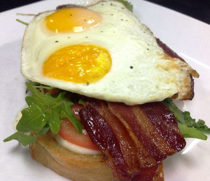 Bacon and egg sandwich | IL - Delicious Dishes from Local IL Restaura ...