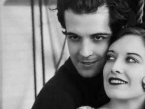 Ramon novarro sings quot the night is young quot movies and movie stars p