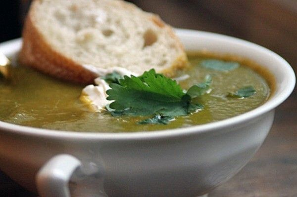 curried kale & carrot ginger bisque | Soupsss | Pinterest