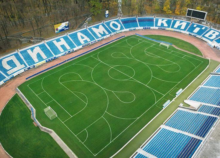"""2001 Stadion Dynamo Kiev, Kiev UKR, """"Dreamgames"""""""