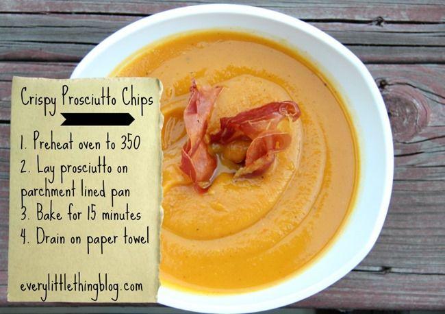 Porkitos (Crispy Prosciutto Chips) Recipes — Dishmaps