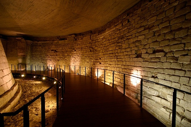 louvre basement j 39 aime paris pinterest