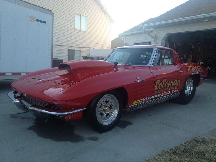 63 vette split window autos autos post for Corvette split window 63