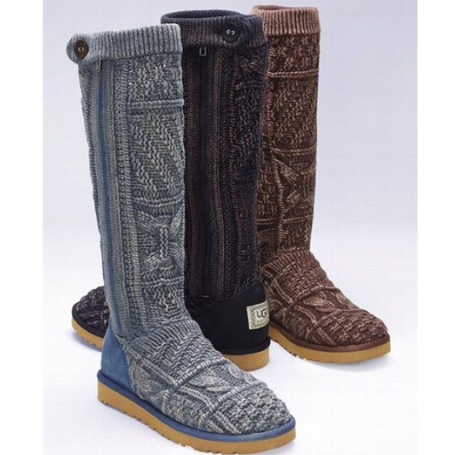 cheap knit ugg boots