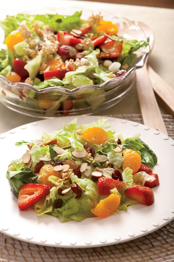 Strawberry Mandarin Oriental Salad from Donna Sanders of Coffee County ...