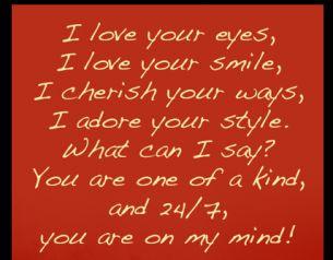 expressing love quotes quotesgram