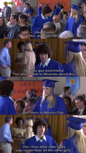 I miss Lizzie McGuire!
