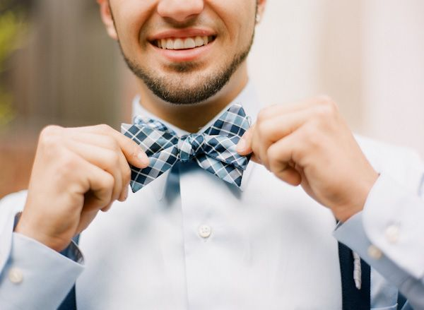 blue bow tie! | Ali Harper