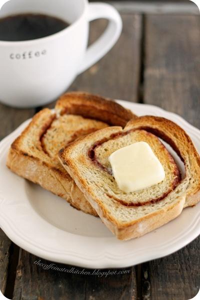 Homemade cinnamon bread | Bread | Pinterest
