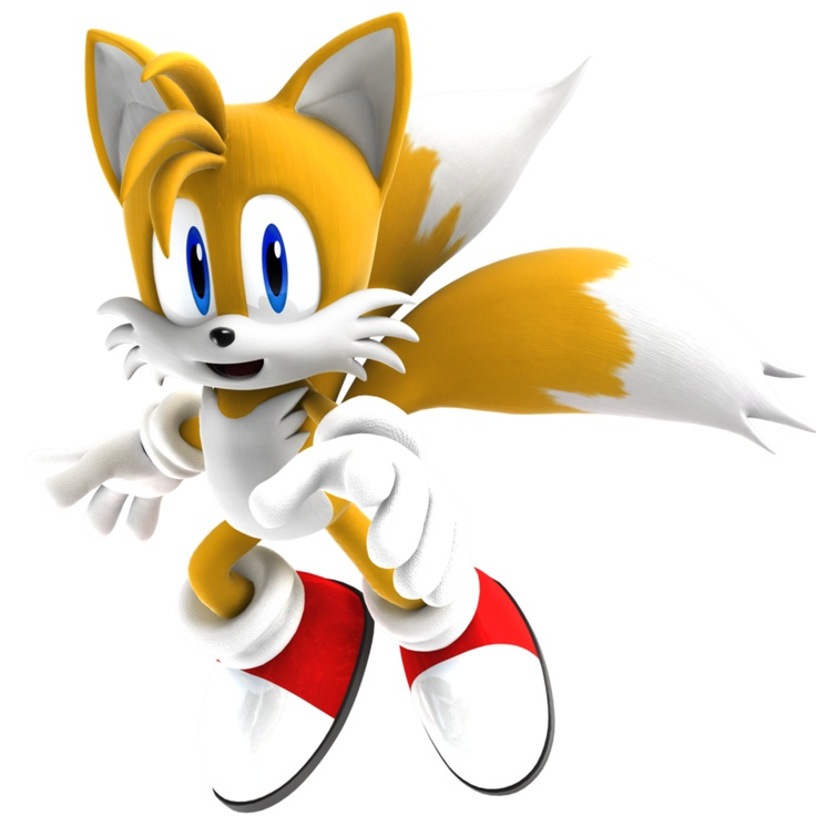 Miles Tails Prower: Mario And Sonic (Emily's Board