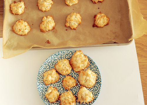 Coconut macaroons | Food | Pinterest