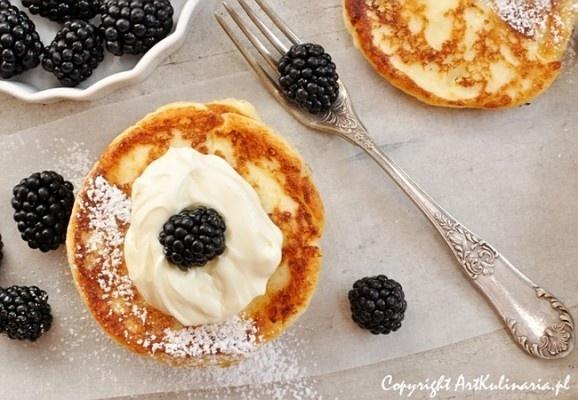 Cottage Cheese Pancakes | Breakfast | Pinterest