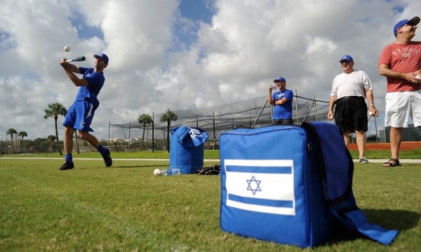 Team Israel Scouts for Talent and Jewish Ties - NYTimes.com