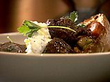 Tyler's Ultimate Beef Stew w/ Horseradish Sour Cream - this stuff is ...