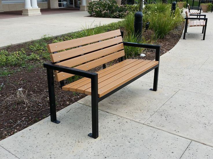 Металлические парковые скамейки и лавочки, продажа