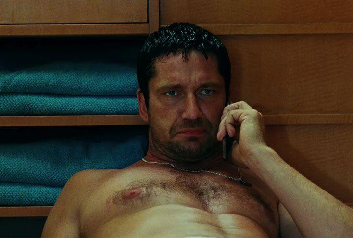Gerard Butler is so sexy! | Shirtless Male Celebs | Pinterest Gerard Butler Pinterest