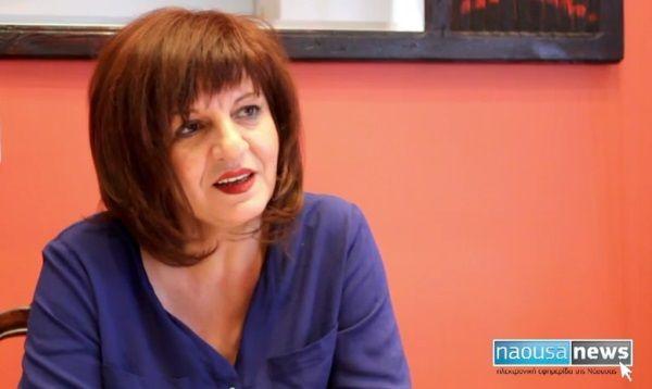 Η πρώτη συνέντευξη της Φρόσως Καρασαρλίδου (video)