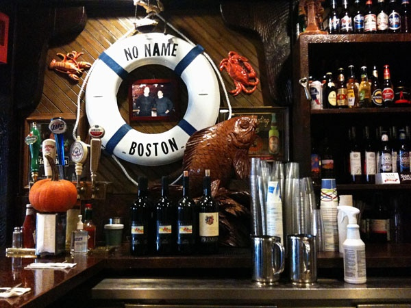 No name restaurant places i 39 ve been pinterest for Fish restaurant boston