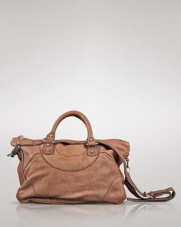 Liebeskind Vintage Leather Esther B Satchel - Handbags Under $300 - Boutiques - Handbags - Bloomingdale's