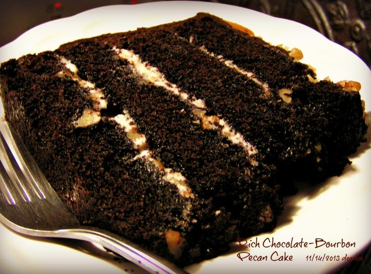 Bourbon Chocolate Cake Recipes — Dishmaps