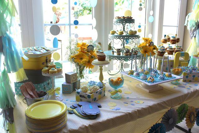 Decoraciones para baby shower decoracion baby shower nina torrejpg