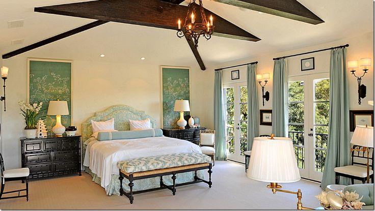 Sage Green And Brown Bedroom Bedroom Pinterest