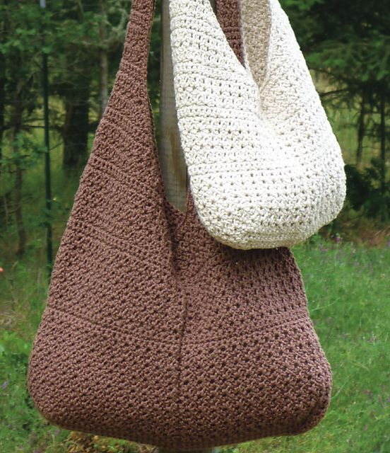 Ravelry: Shoulder Bag to Crochet pattern by Annie Dempsey