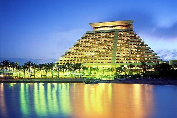 The sheraton hotel doha