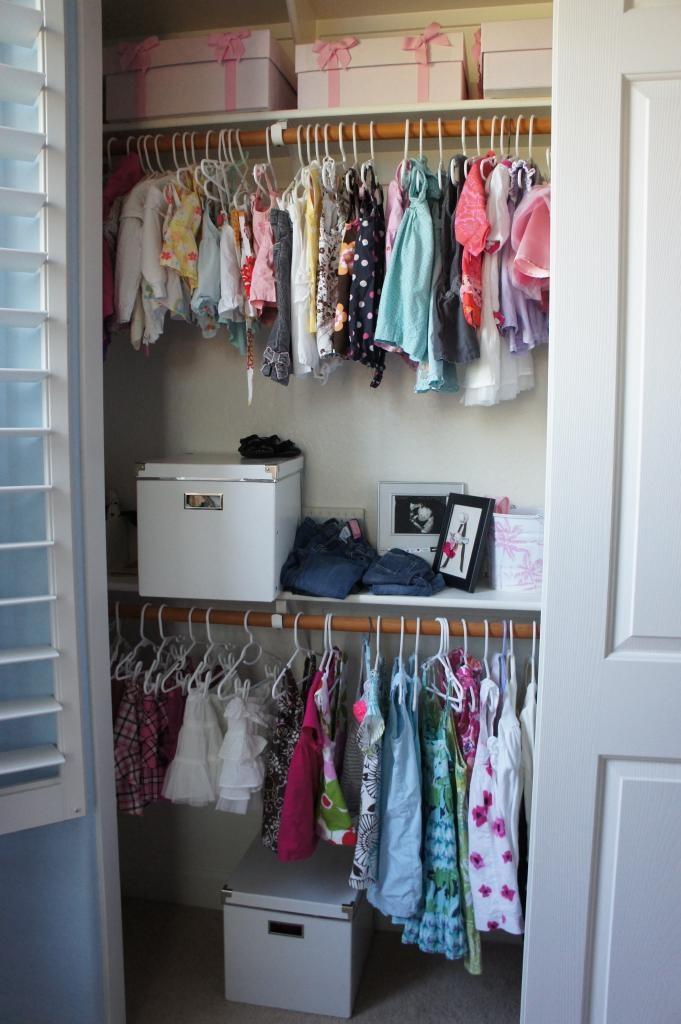Closet Organization Kid 39 S Bedroom Baby Kid Items Pinterest
