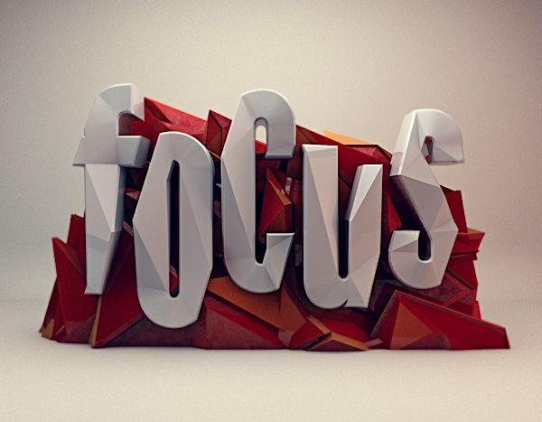 Typography Mania #134 | Abduzeedo | Graphic Design Inspiration and Photoshop Tutorials - via http://bit.ly/epinner