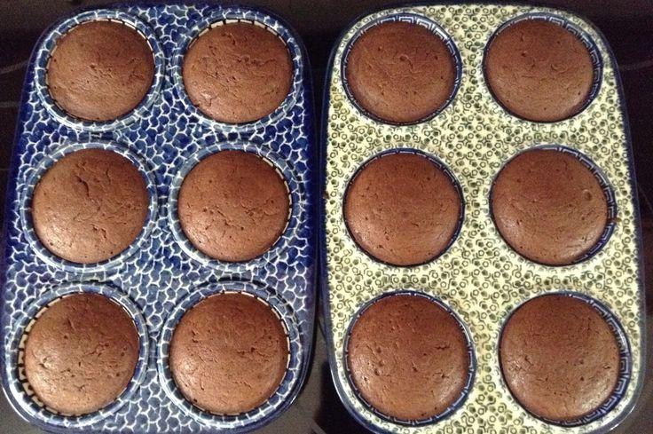 Flourless Chocolate And Vanilla Marble Cake Recipe — Dishmaps