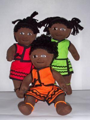 Jamtin - uthando dolls - traditional xhosa style