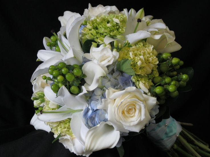 Bridal Flowers Blue Mountains : Pin by blossom basket boutique on green wedding flowers