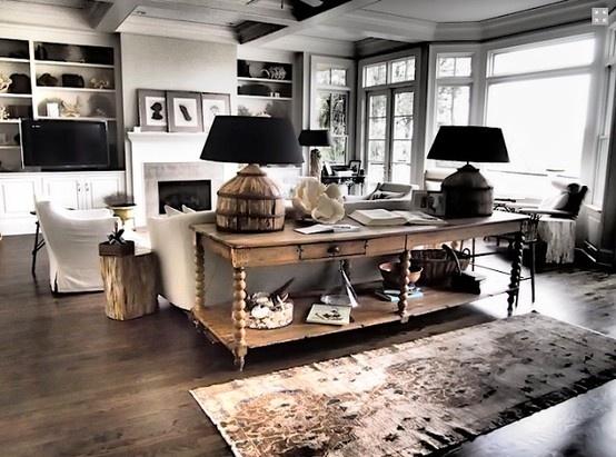 Rustic Elegance Home Decor Pinterest