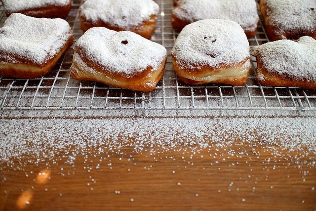 Buttermilk Beignets by joy the baker, via Flickr - zomg @joythebaker ...