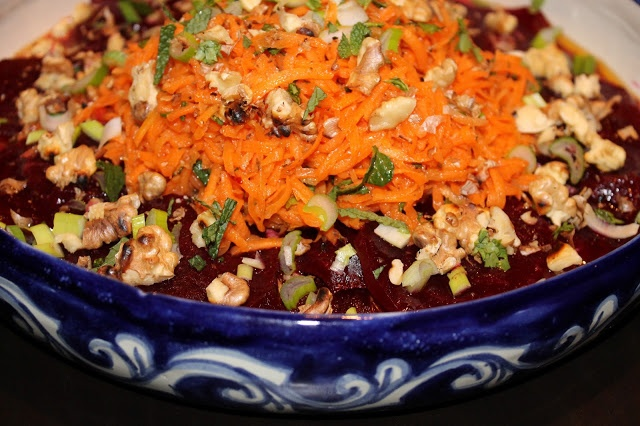 North African-Spiced Carrot And Parsnip Salad Recipes — Dishmaps
