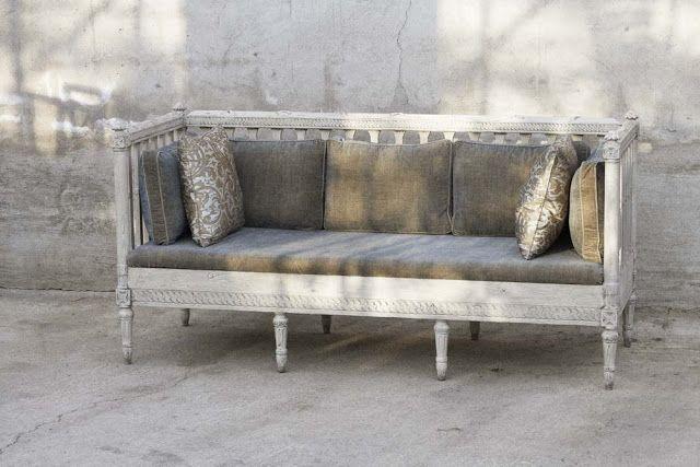 Anette Willemine: Gustavianske og vintage møbler