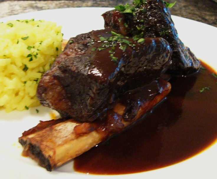 rosemary parsnip mashed potatoes braised short ribs braised short ribs ...