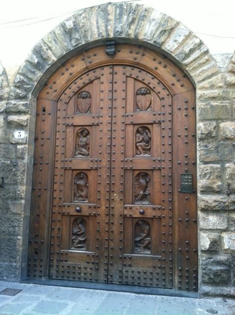 Door - Florence, Italy