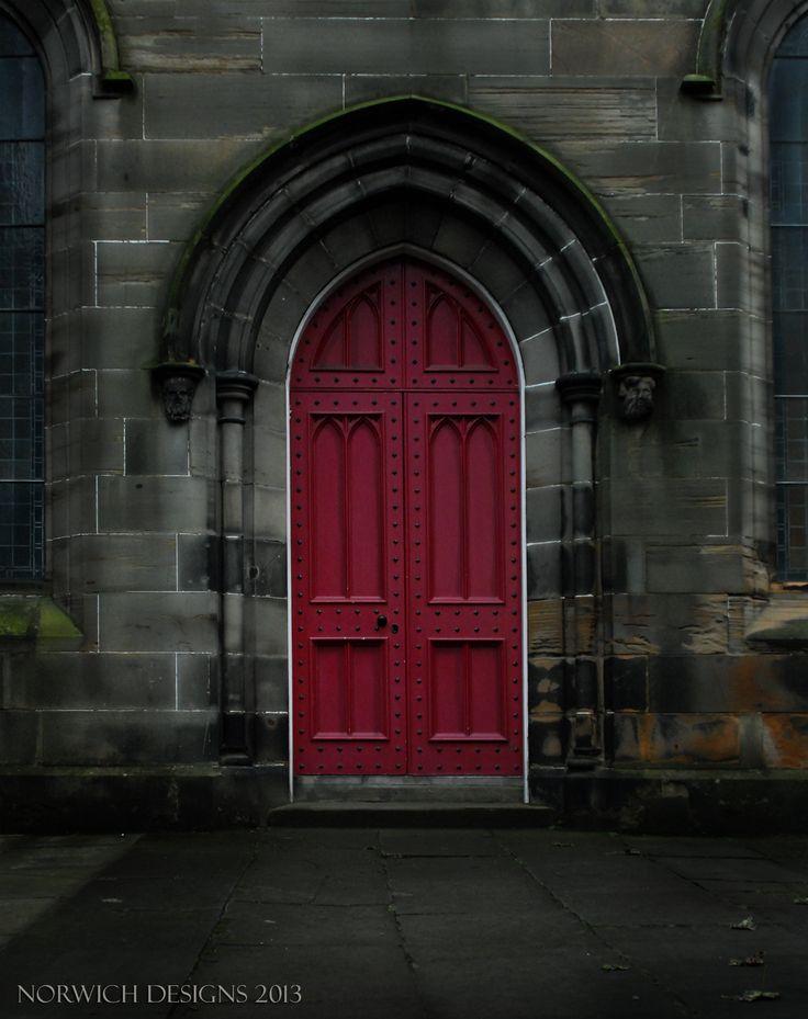 church door edinburgh scotland doors a hidden passion. Black Bedroom Furniture Sets. Home Design Ideas