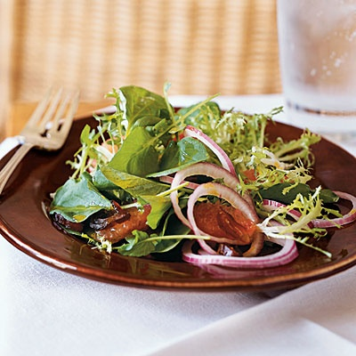 Watercress, Frisée, and Grapefruit Salad with Curry Vinaigrette ...