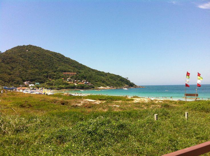 Praia De Quatro Ilhas brasile