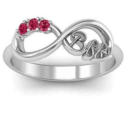 Bff Infinity Rings