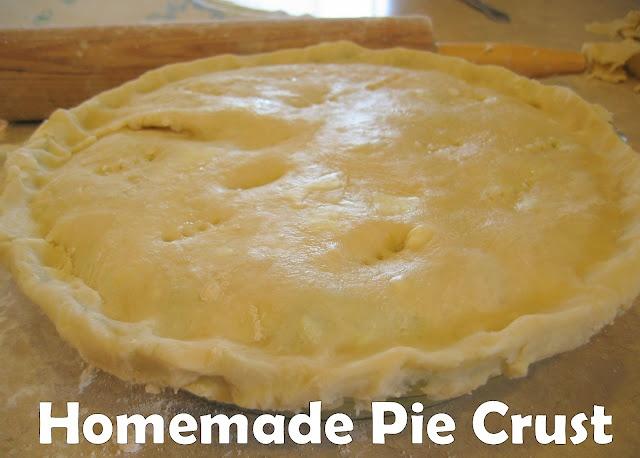 Perfect Pie Crust! | Pink Cookies with Sprinkles | Pinterest