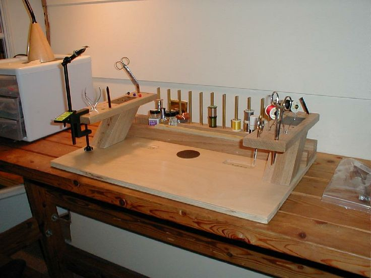 Fly 896 672 Fly Tying Benches And Other Furinture Pi