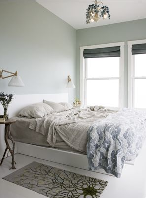 Tranquil Bedroom Colors Custom Of Gray Bedroom Image
