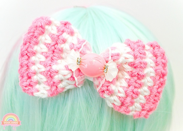 Crocheting Groups : crochet group projects Crochet bows Pinterest