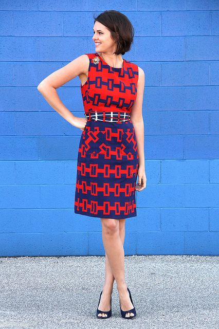 What i wore thoroughly modern milly by what i wore via flickr